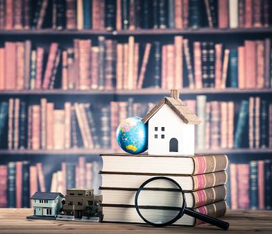 inheriting real estate