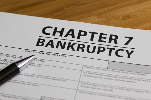 Gloucester County bankruptcy
